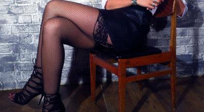 La rossa sexy Mistress Angela di Ravenna